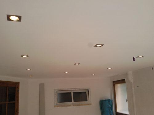 Installation domotique pr s de lyon installation for Eclairage maison interieur